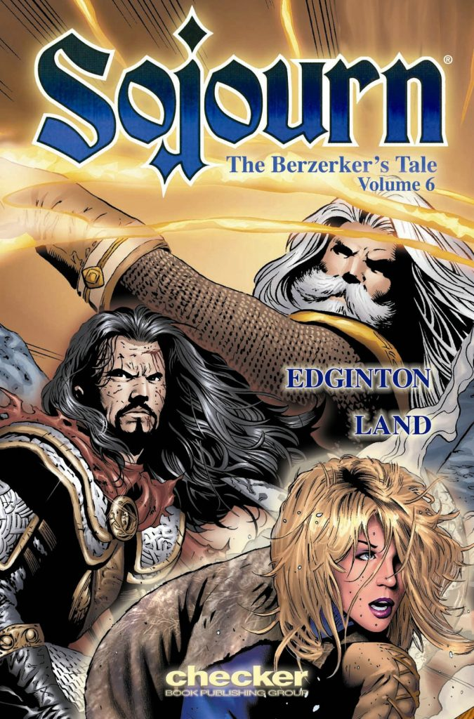 Sojourn Vol. 6: The Berzerker's Tale