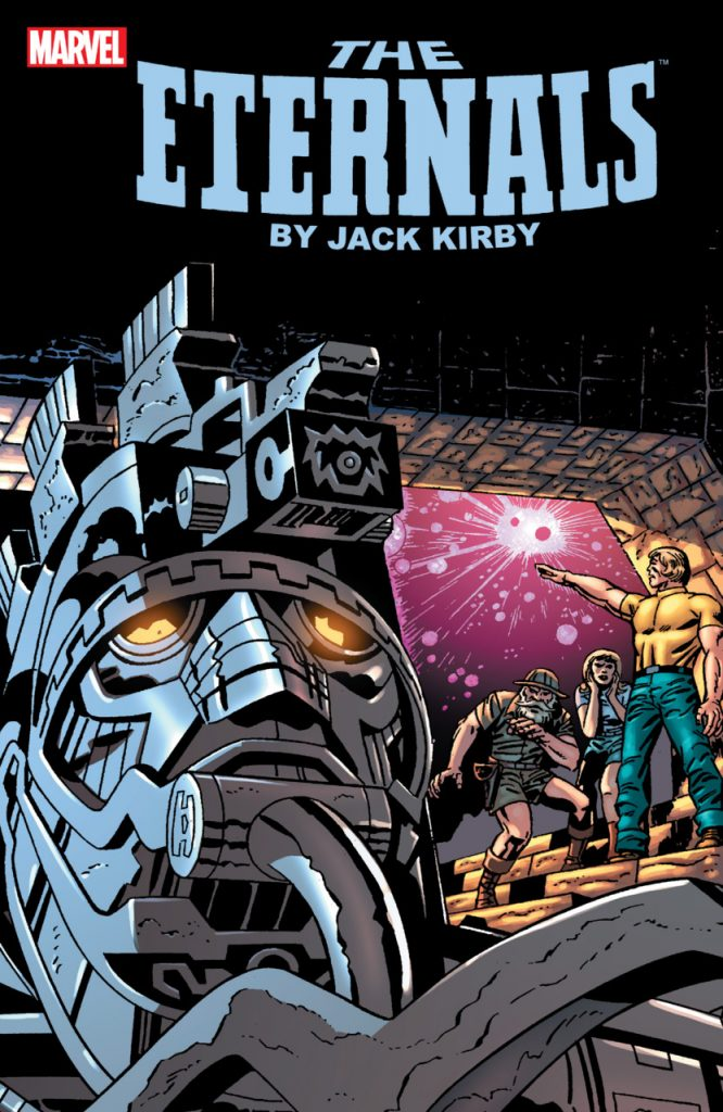 The Eternals by Jack Kirby Vol. 1