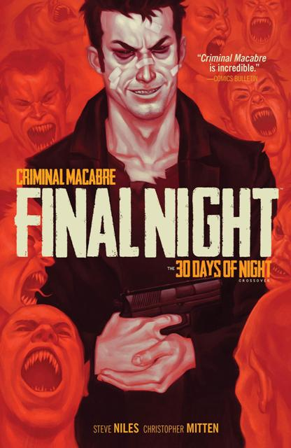 Criminal Macabre: Final Night – The 30 Days of Night Crossover