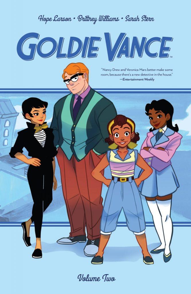 Goldie Vance Volume Two