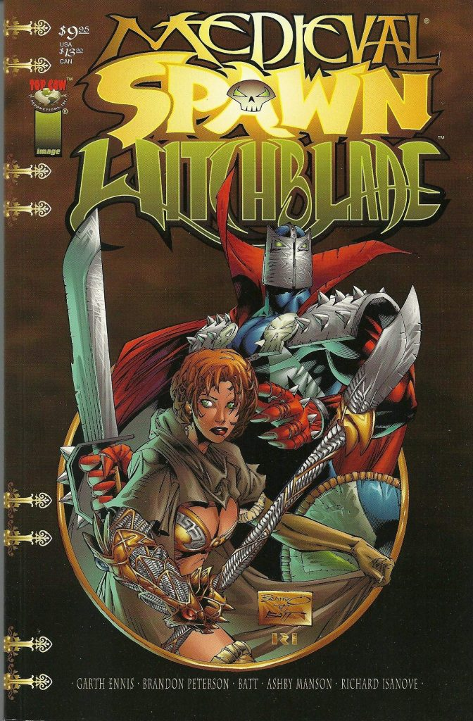 Medieval Spawn/Witchblade