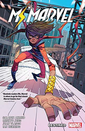 Ms. Marvel: Destined