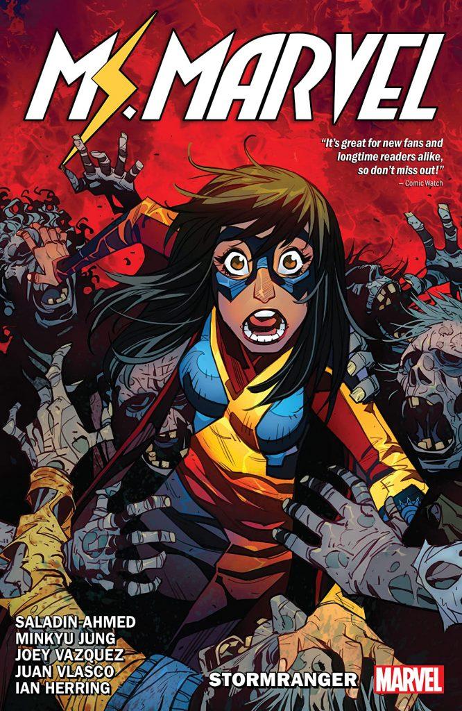 Ms. Marvel: Stormranger