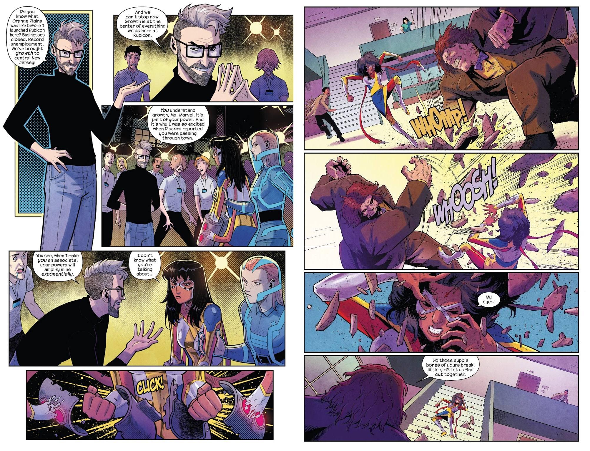 Ms Marvel Stormranger review