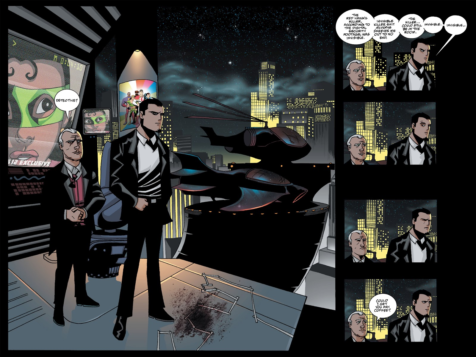 Powers Book Three review