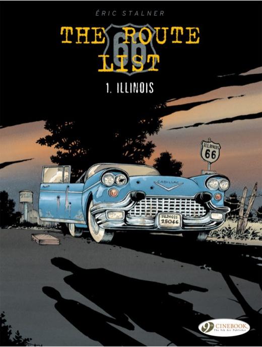The Route 66 List 1. Illinois