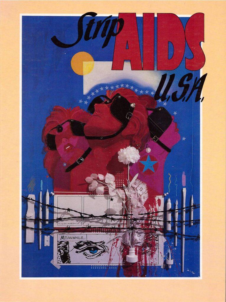 Strip AIDS U.S.A.