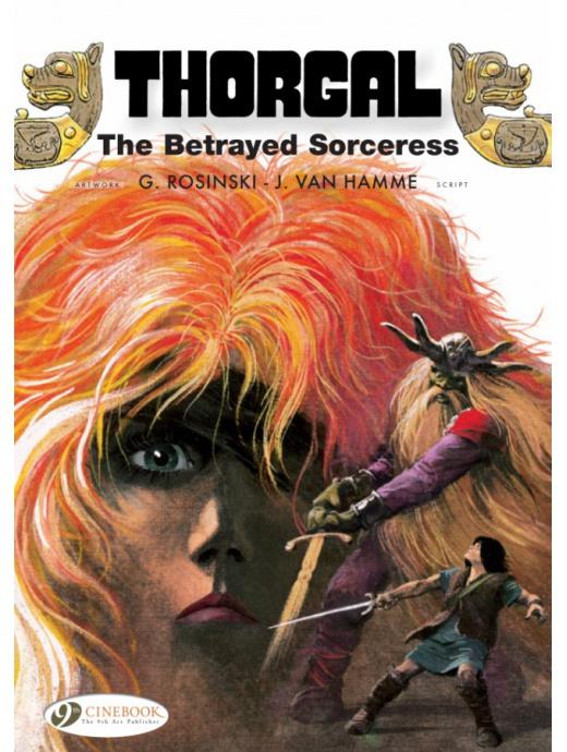 Thorgal: The Betrayed Sorceress