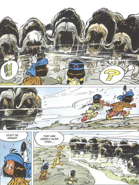 Yakari The Snow Bird Review
