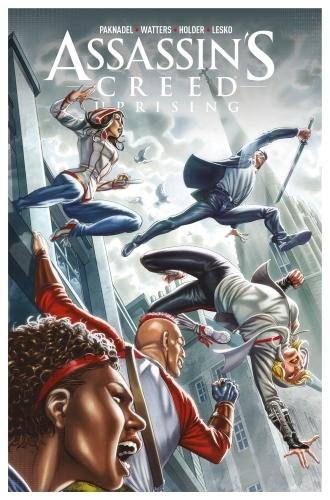 Assassin's Creed: Uprising Vol. 2 – Inflection Point
