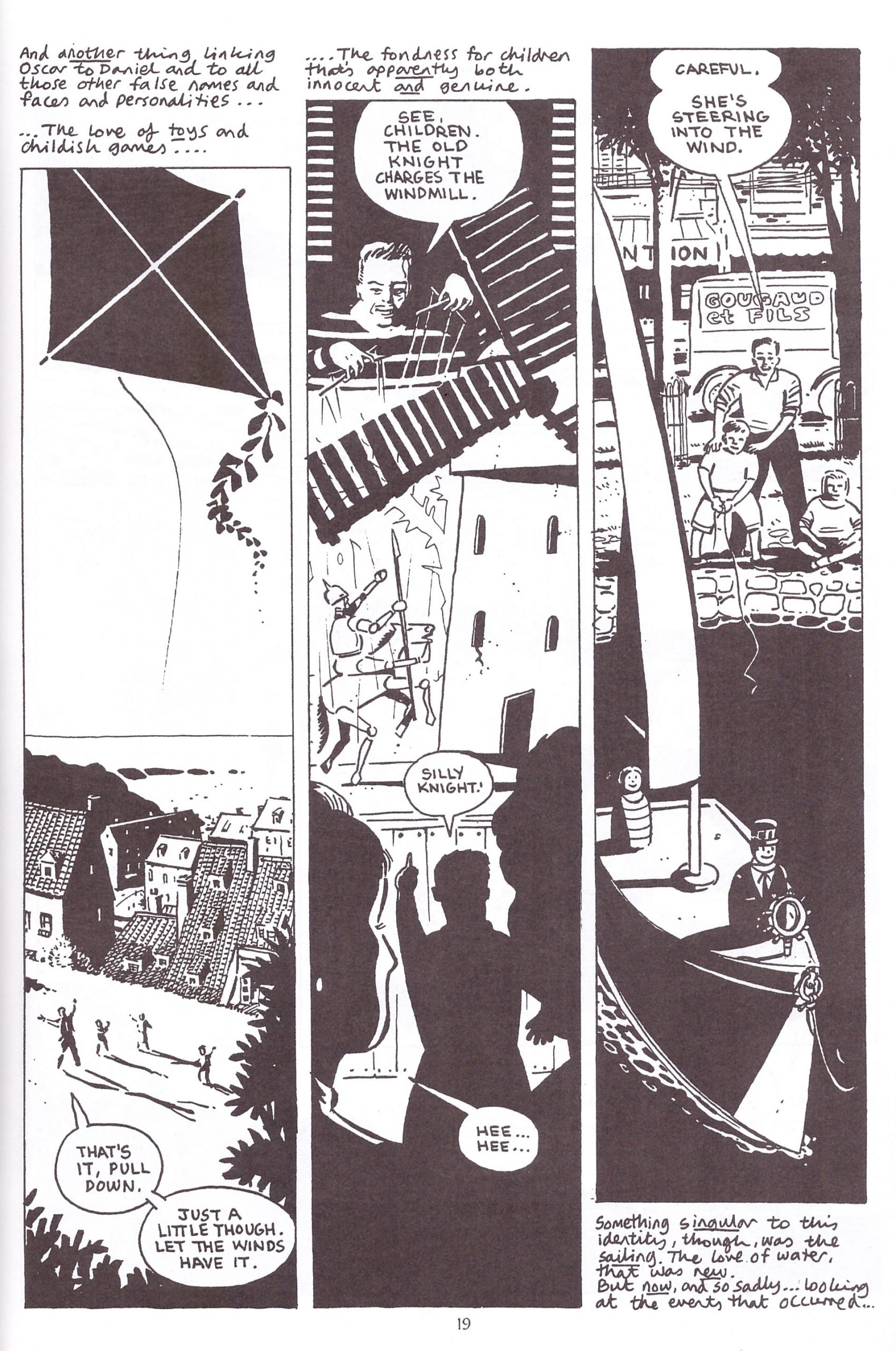 Bluebeard graphic novel review