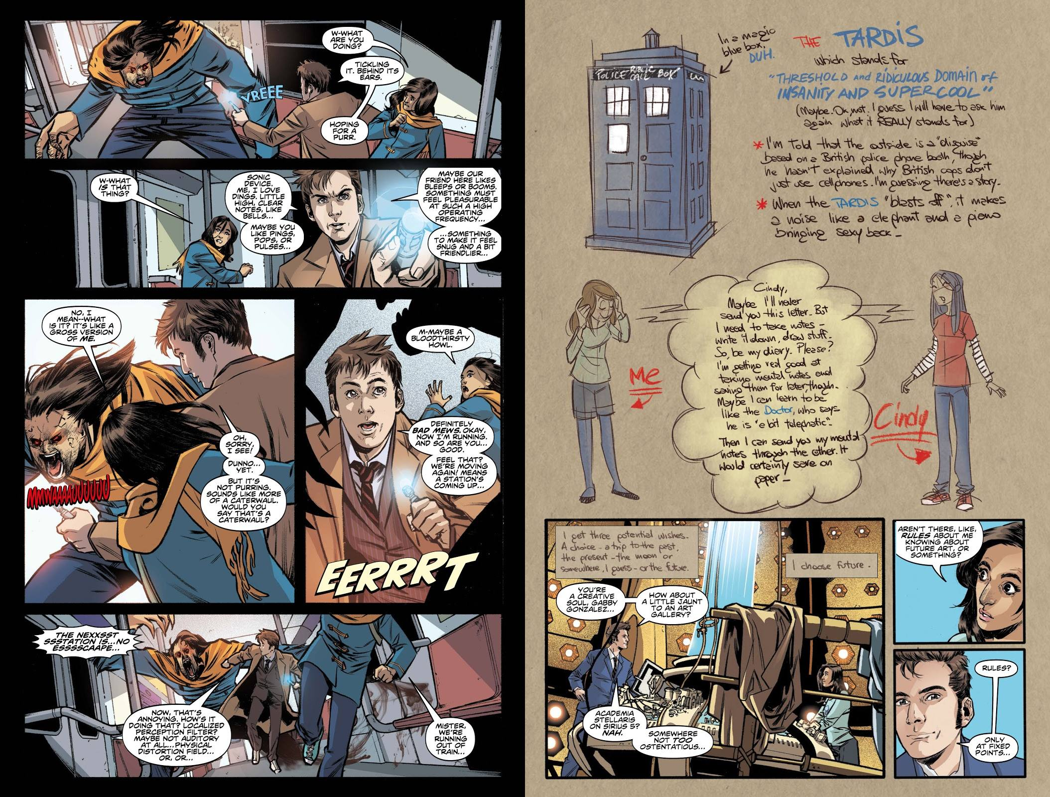 Doctor Who The Tenth Doctor Revolutions of Terror review