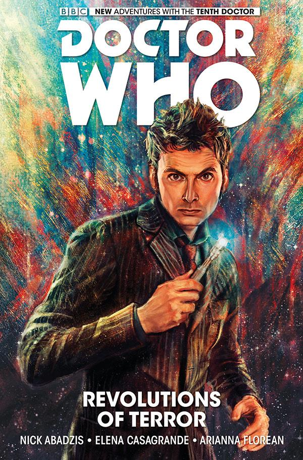 Doctor Who: The Tenth Doctor Vol. 1 – Revolutions of Terror