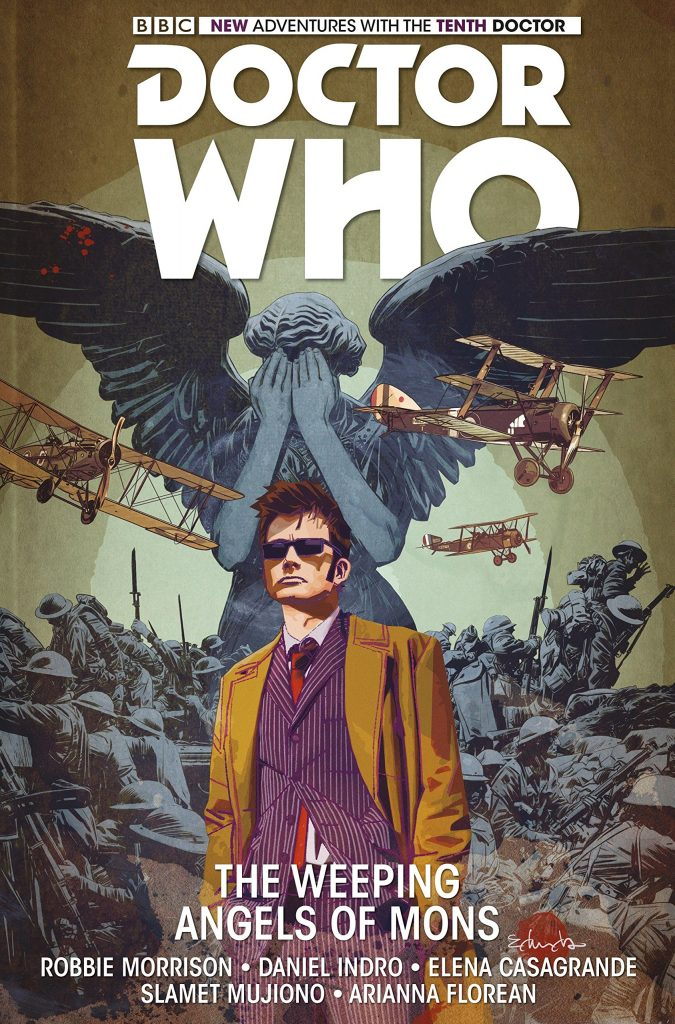 Doctor Who: The Tenth Doctor Vol. 2 – The Weeping Angels of Mons