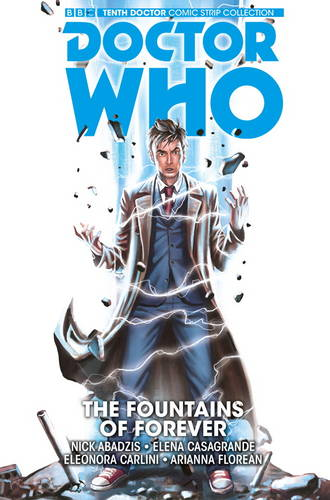 Doctor Who: The Tenth Doctor Vol. 3 – The Fountains of Forever