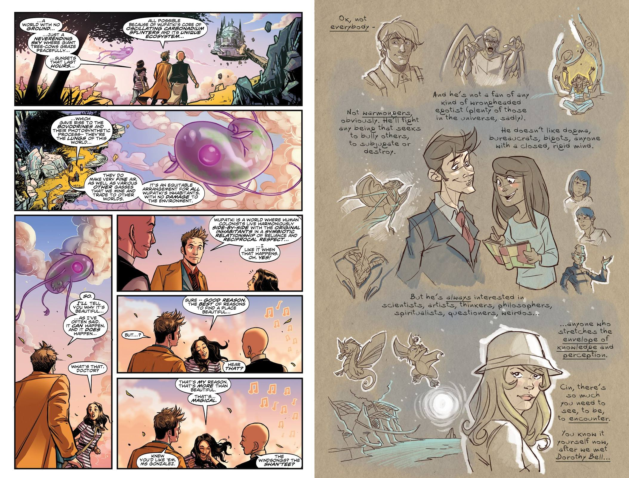Doctor Who The Tenth Doctor The Endless Song review