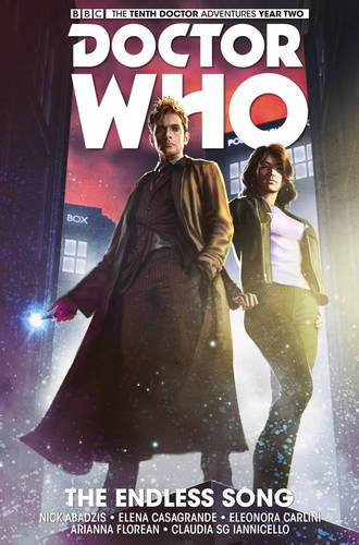 Doctor Who: The Tenth Doctor Vol. 4 – The Endless Song