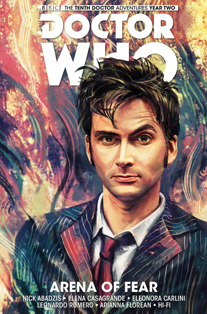 Doctor Who: The Tenth Doctor Vol. 5 – Arena of Fear