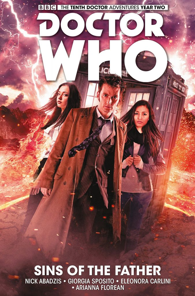 Doctor Who: The Tenth Doctor Vol. 6 – Sins of the Father
