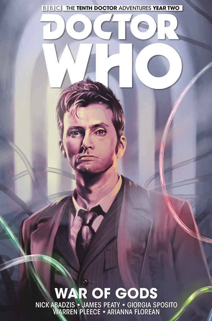Doctor Who: The Tenth Doctor Vol. 7 – War of the Gods