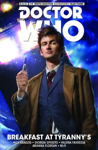 Doctor Who: The Tenth Doctor Vol. 8 – Breakfast at Tyranny's