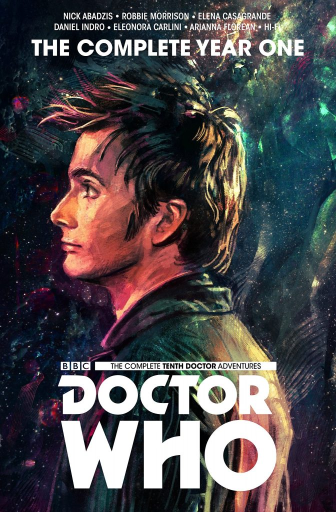 Doctor Who: The Tenth Doctor – The Complete Year One