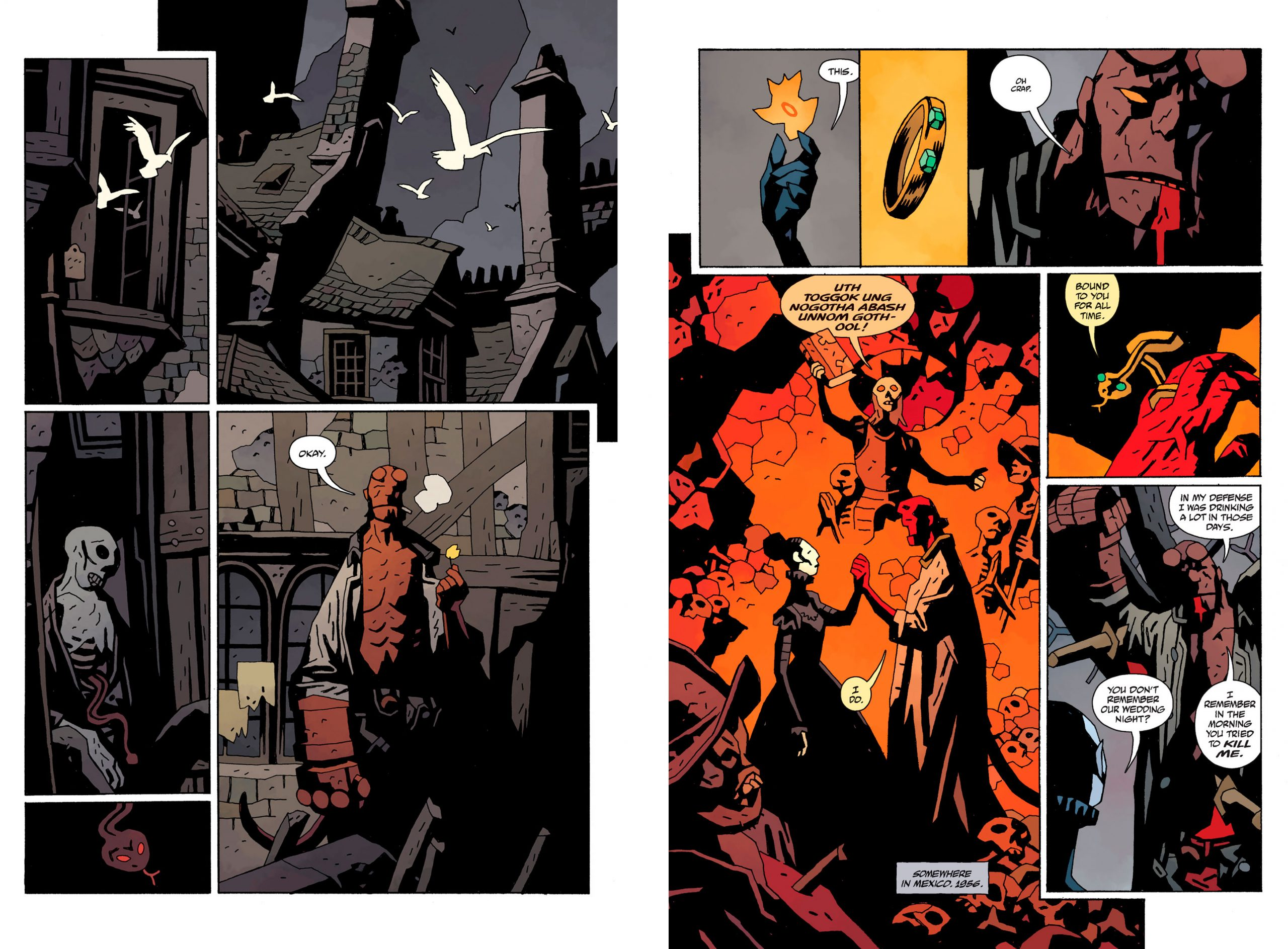 Hellboy in Hell Library Edition review