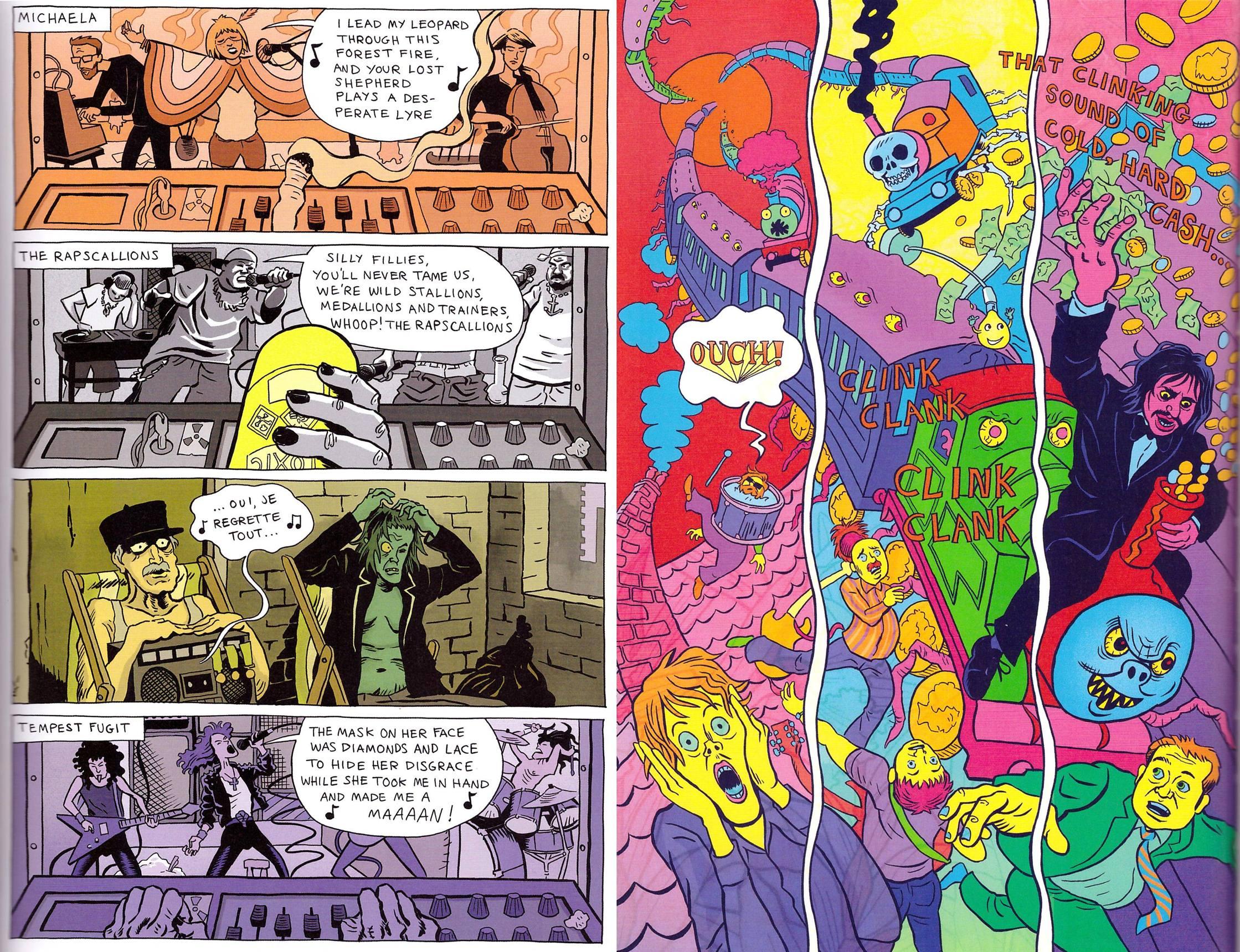 Hitsville UK graphic novel review