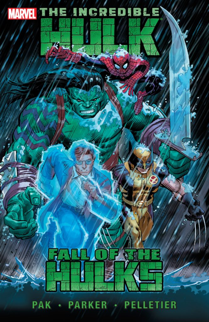 Incredible Hulk V2: Fall of the Hulks