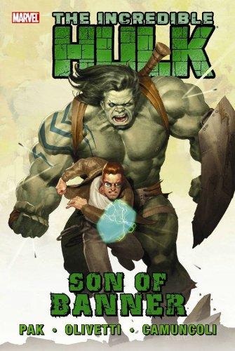 Incredible Hulk V1: Son of Banner