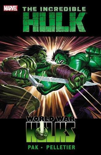 Incredible Hulk V3: World War Hulks