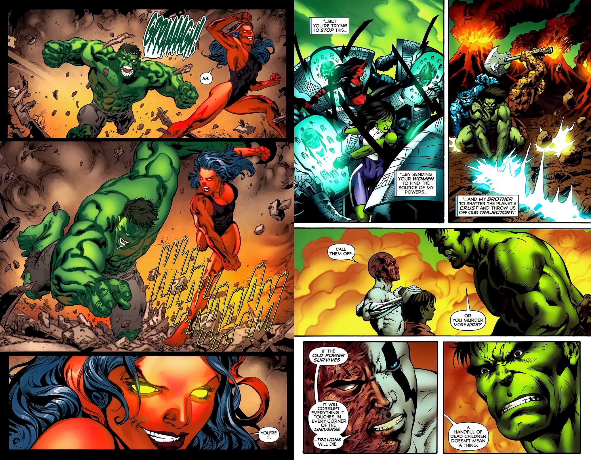 The Incredible Hulks Dark Son review
