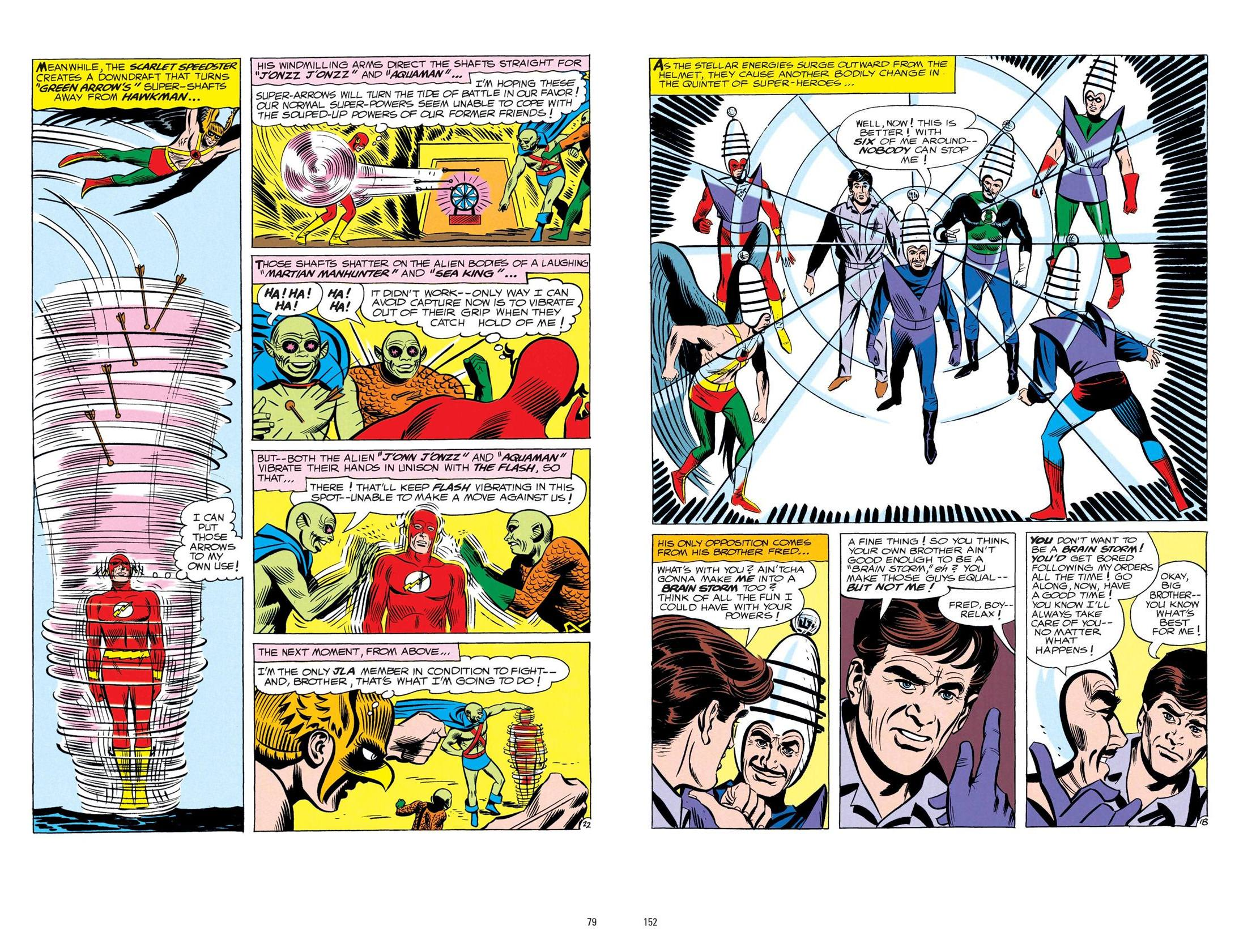 Justice League of America The Silver Age Vol 4 review