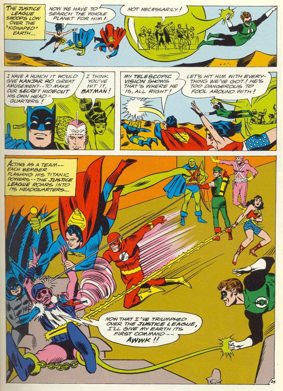 Justice League of America The Silver Age Vol 3 review