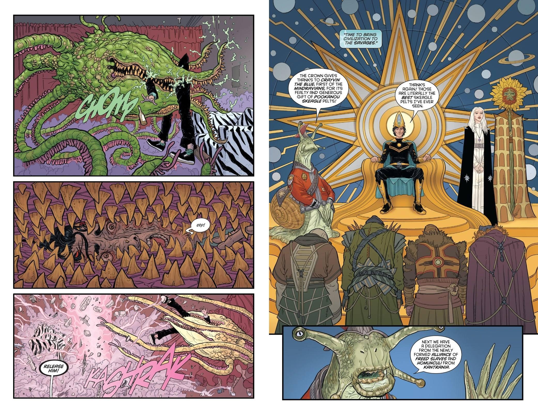 Maestros graphic novel review