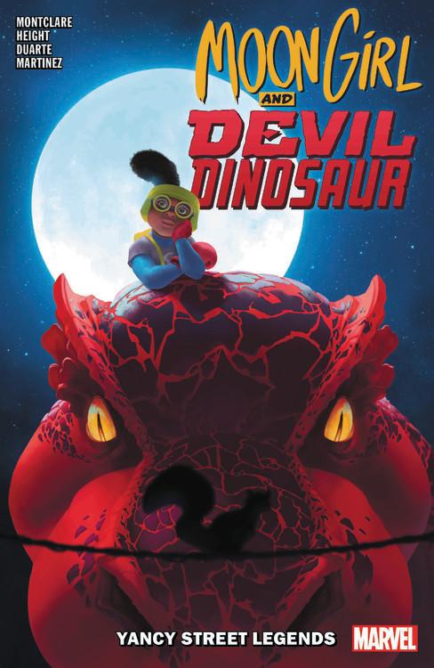 Moon Girl and Devil Dinosaur: Yancy Street Legends