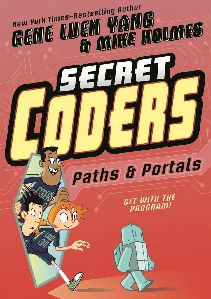Secret Coders: Paths and Portals