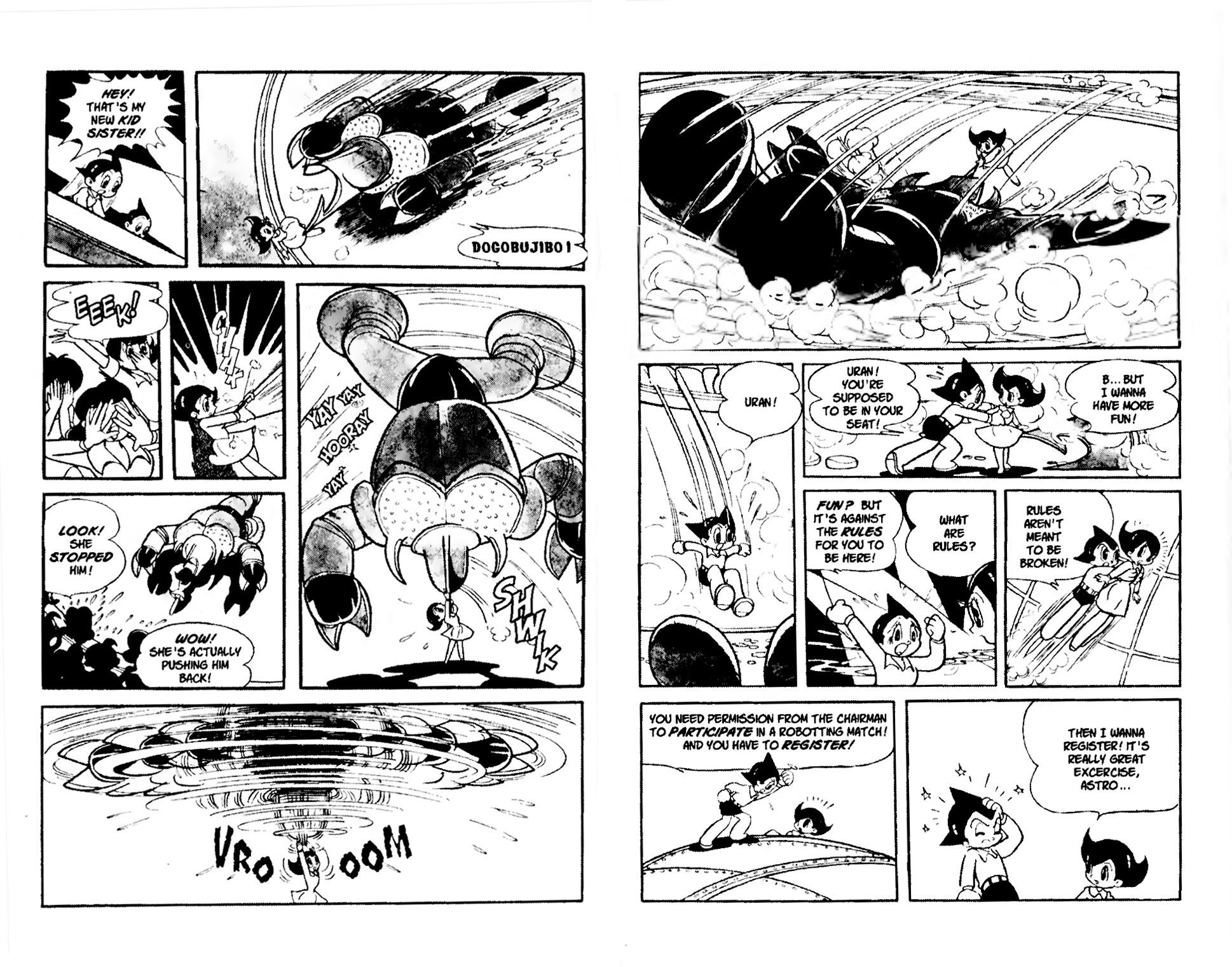 Astro Boy 14 review
