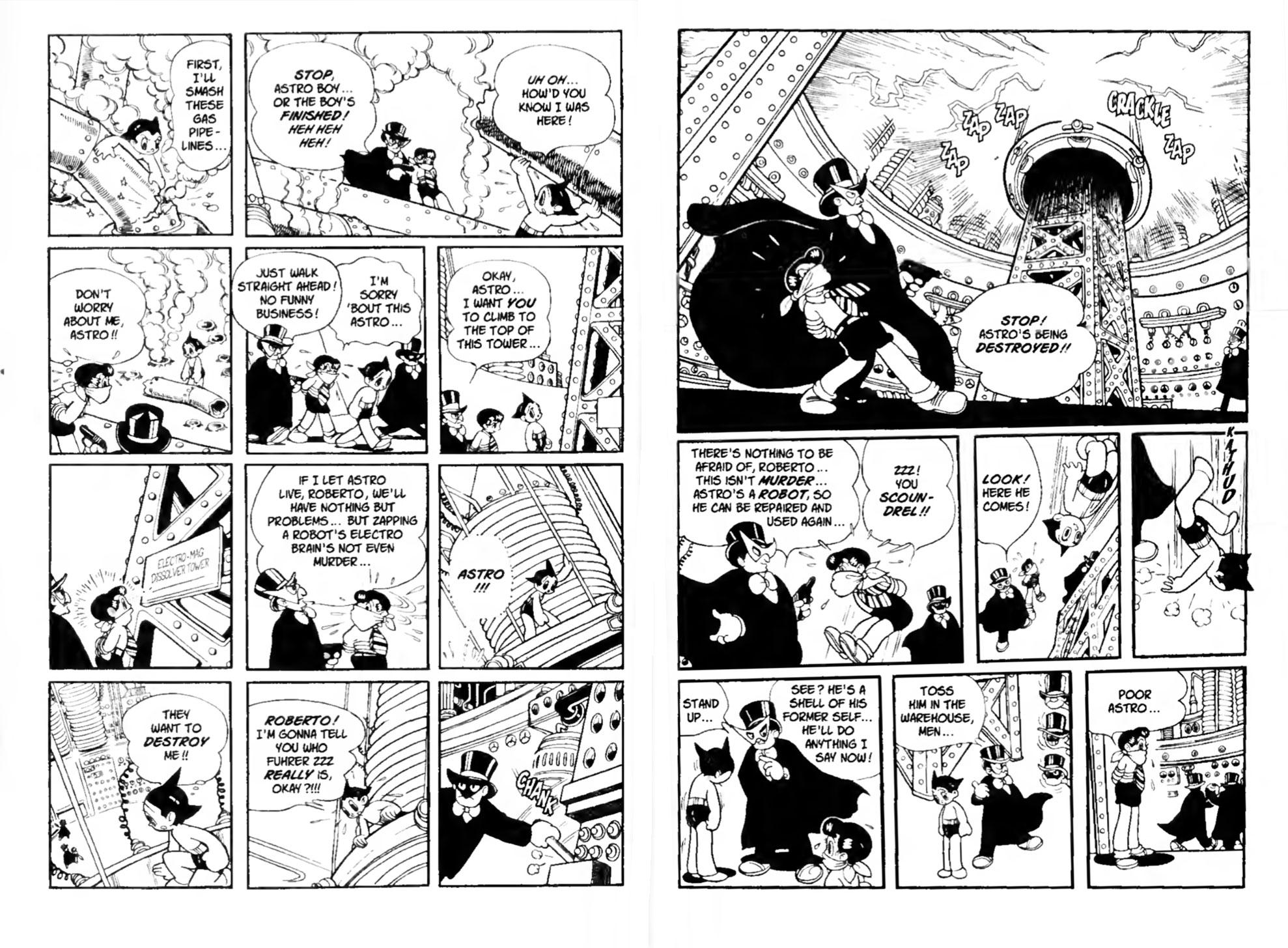 Astro Boy 17 review