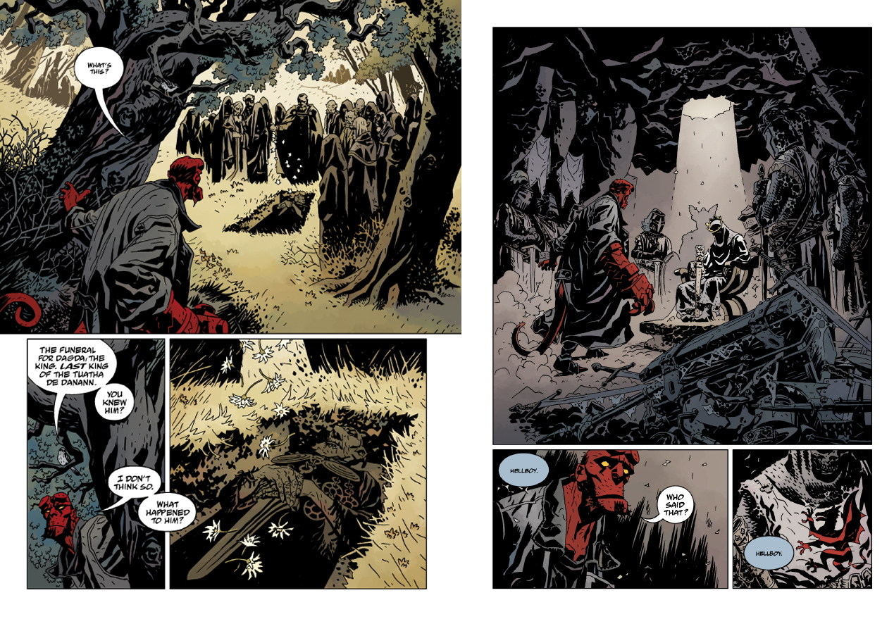 Hellboy The Wild Hunt review