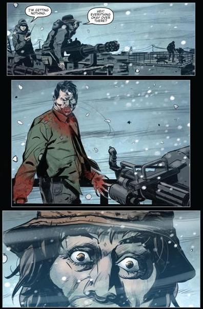 30 days of night ongoing vol 2 blood-stained looking glass review