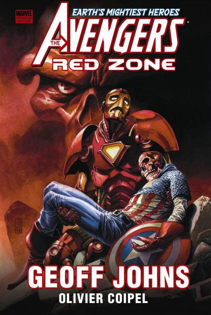 The Avengers: Red Zone