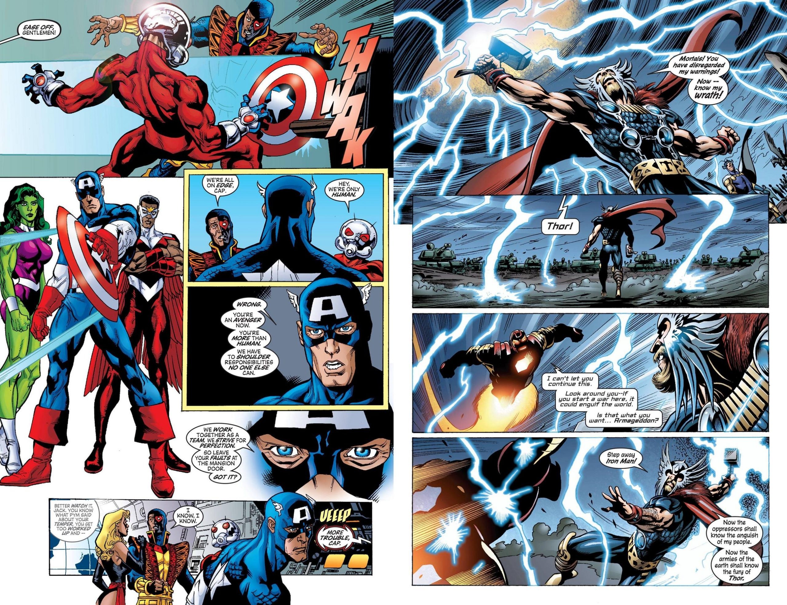 Avengers The Complete Collection by Geoff Johns V1 review