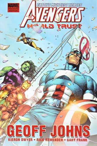 The Avengers: World Trust