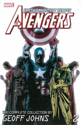 The Avengers: The Complete Collection by Geoff Johns 2