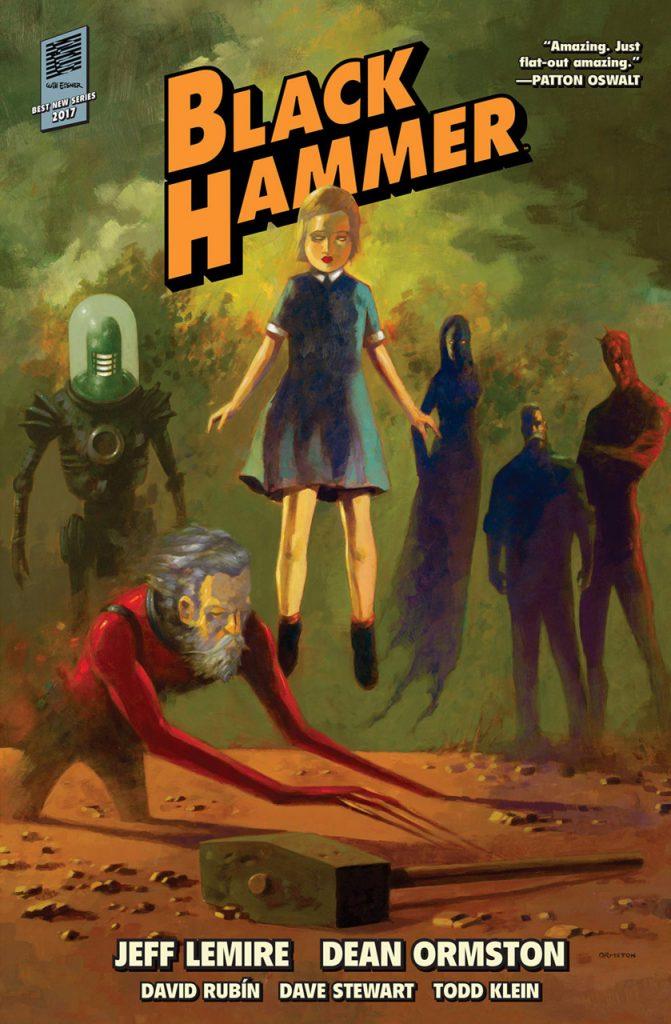 Black Hammer Library Edition 1