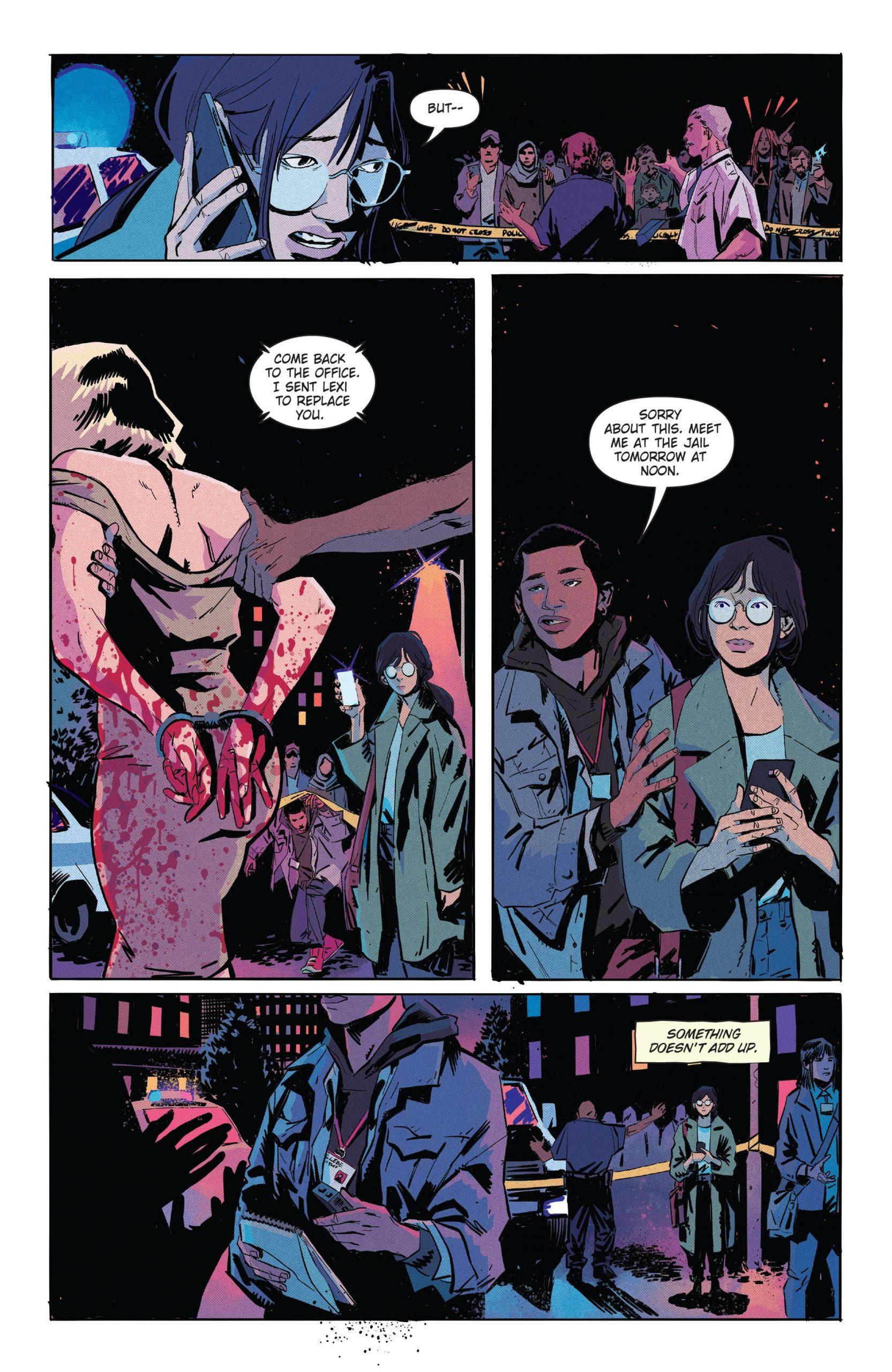 Bury the Lede graphic novel review