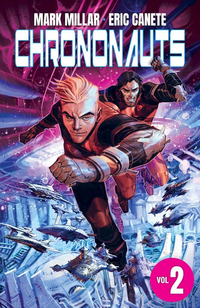 Chrononauts Vol. 2