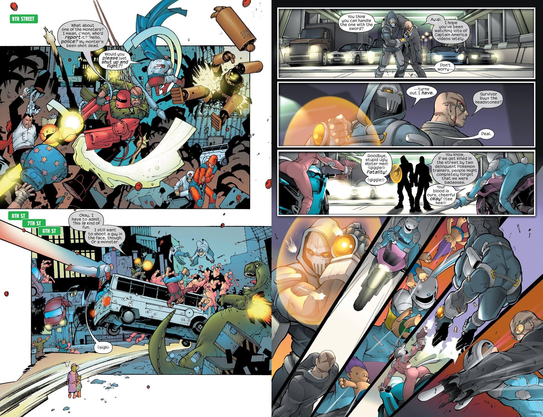 Deadpool Classic Vol 10 review
