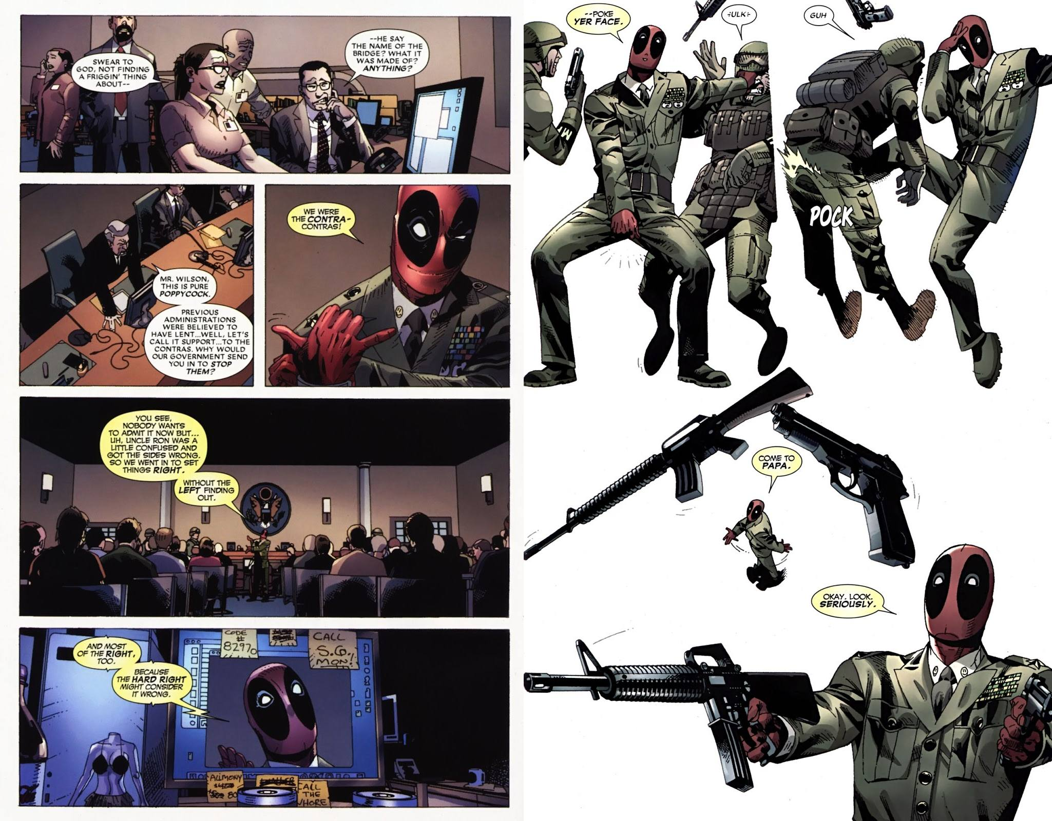 Deadpool Wade Wilson's War review